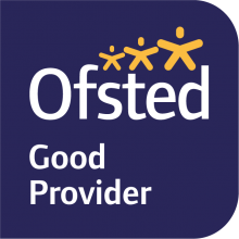 Ofsted 'good provider' logo