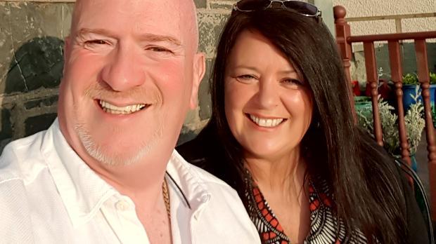 Steve and Julie foster carer