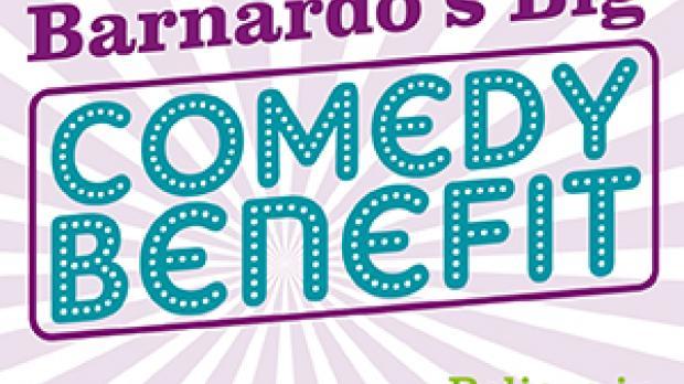 Comedy benefit logo 2019