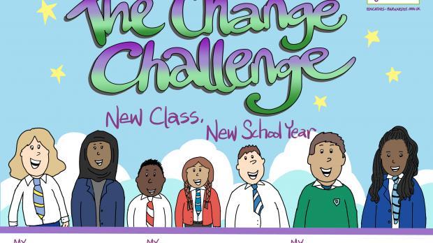 Barnardo's Change Challenge booklet