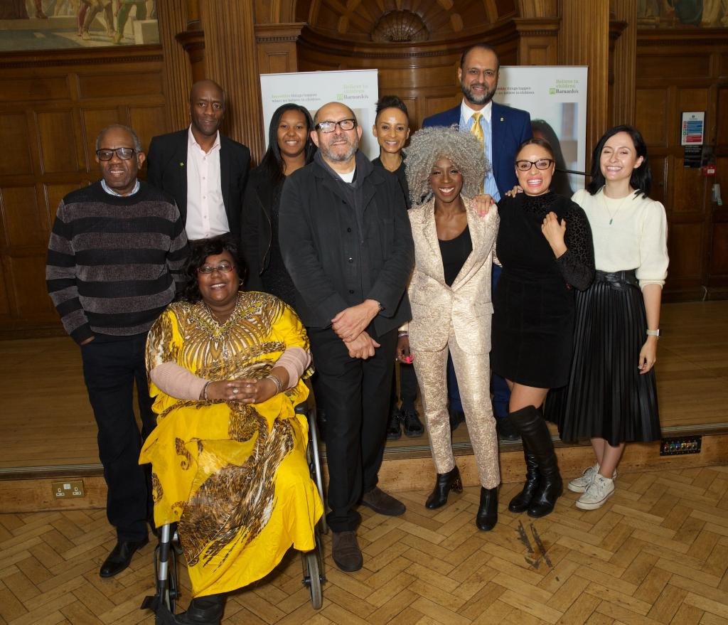 Barnardo's supporters come together for Black History Month