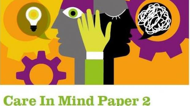 Cover of Care In Mind Paper 2