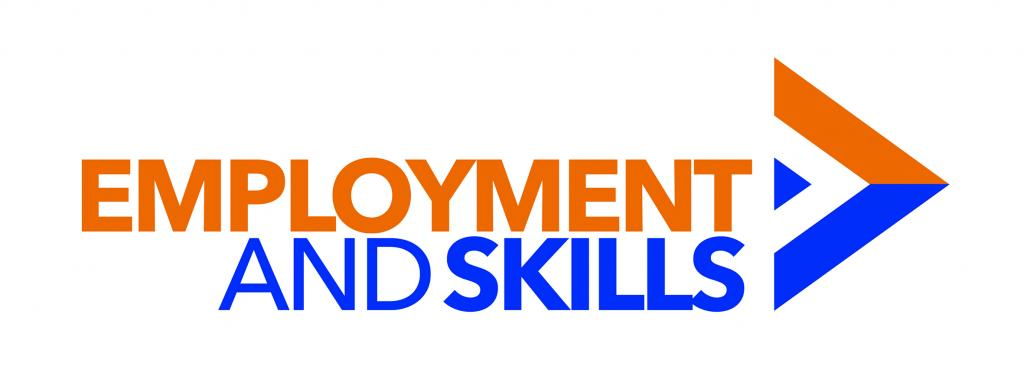 Employment and Skills logo