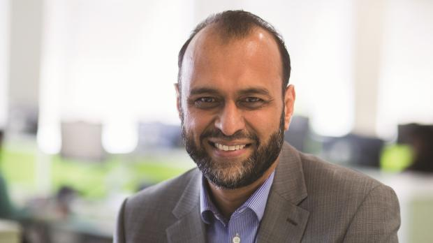 Javed Khan OBE