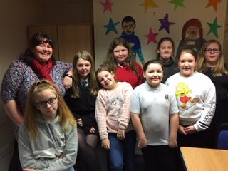 Merthyr Young Carers' Choir