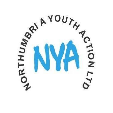 Northumbria Youth Action logo