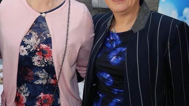 Rosie and Sue