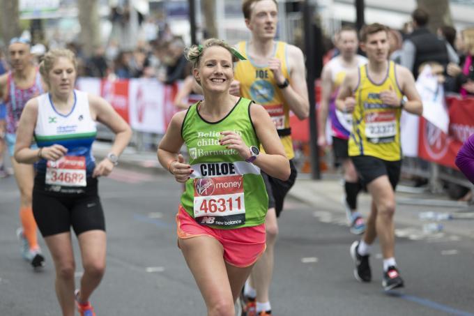 Brighton Marathon - Banner image