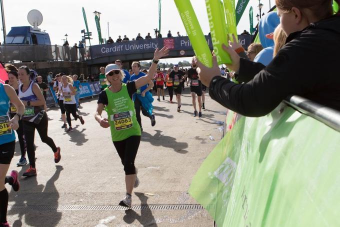 Cardiff Half Marathon - Banner image