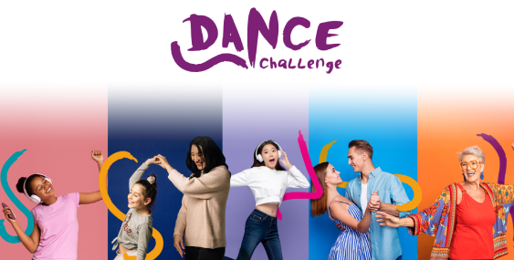 Dance challenge - Banner image