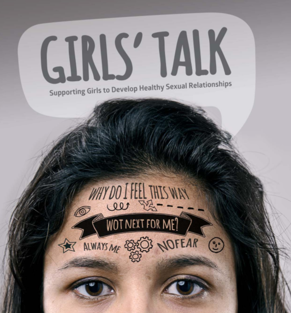 Cover image of the Girls' Talk worksheet