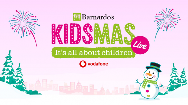Kidsmas Live Header