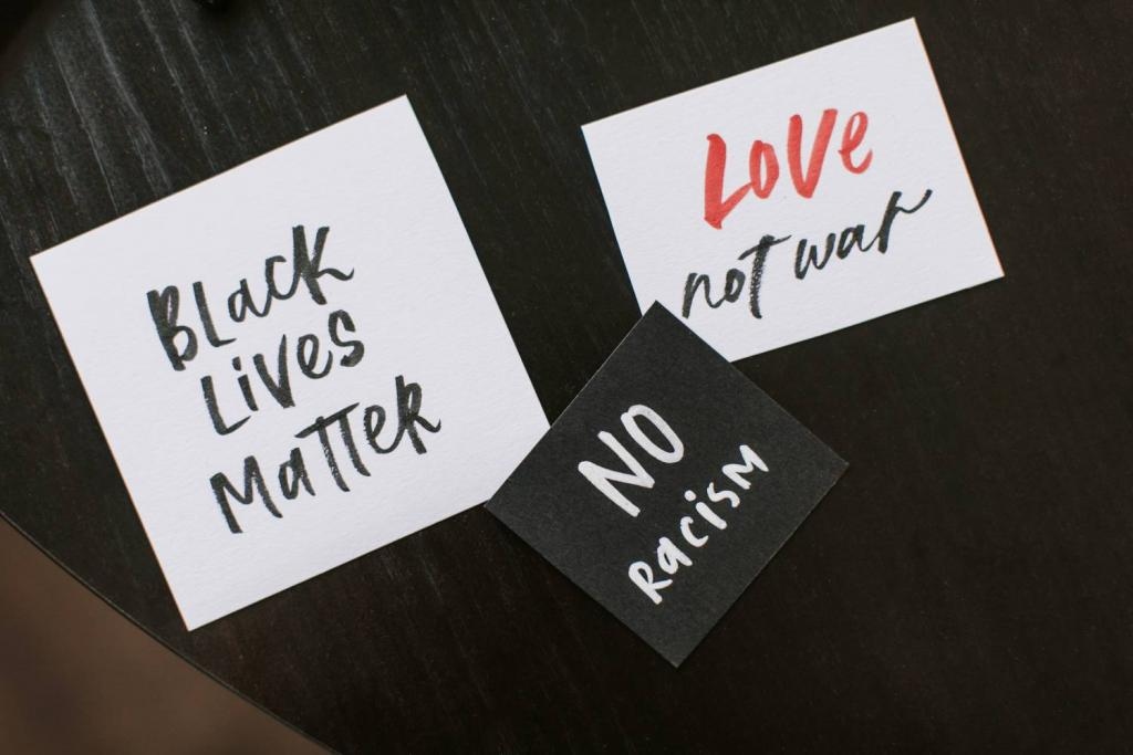 Anti racist notes
